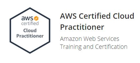 AWS Cloud Practicioner Badge