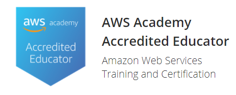 AWS Accredited Educator Badge